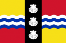 BEDFORDSHIRE (OLD) - MINI FLAG 22.5cm x 15cm